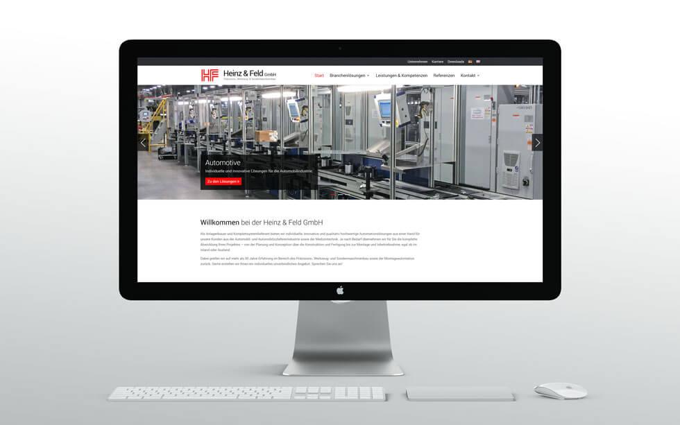 Webdesign Heinz & Feld GmbH