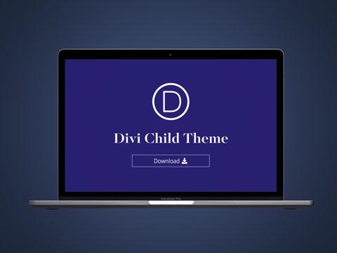 WordPress Kurs Bonus - Divi Child Theme